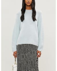 Vince - Oversized Knitted Jumper - Lyst