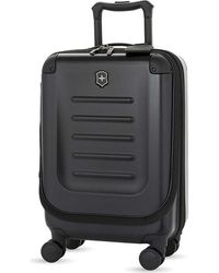 Victorinox Black Spectra 2.0 Expandable Cabin Suitcase