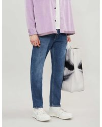Acne Studios River Slim-fit Skinny Jeans - Blue