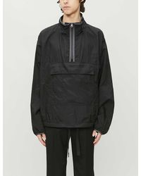 Acne Studios Odion Shell Jacket - Black