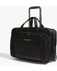 "Samsonite Pro-dlx 5 2-wheel 15.6"" Laptop Briefcase - Black"