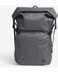 "Knomo - Hamilton 14"" Roll Top Backpack - Lyst"