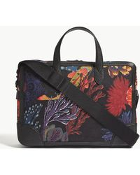 Paul Smith - Hawaiian Koi Print Messenger Bag - Lyst