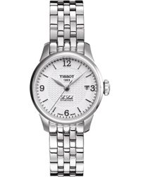 Tissot - T41.1.183.34 T-classic Stainless Steel Watch - Lyst