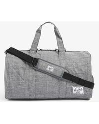 Herschel Supply Co. Raven Crosshatch Novel Branded Woven Duffle Bag - Multicolour