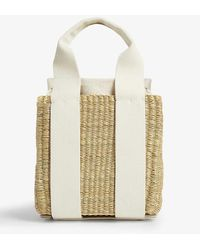 Muuñ Mini Straw Backpack - Multicolour