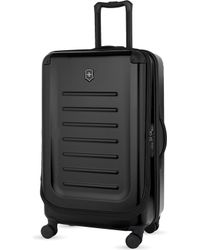 Victorinox Black Spectra 2.0 Expandable Four-wheel Suitcase