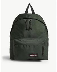 Eastpak Camouflage Padded Pak'r Backpack - Green