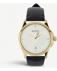Gucci - G-timeless Gold-toned Watch - Lyst