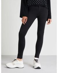 The Kooples - Slim-fit Jersey Jogging Bottoms - Lyst