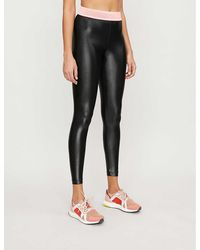 Koral Aden Stretch-jersey leggings - Black