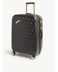 Ted Baker Bellll Bow-embellished Suitcase - Black