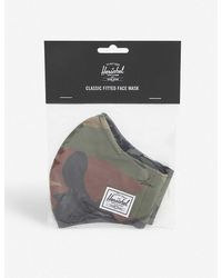 Herschel Supply Co. Classic Fitted Camo-print Face Covering - Multicolor