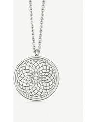 Astley Clarke - Celestial Radial Sterling Silver Necklace - Lyst