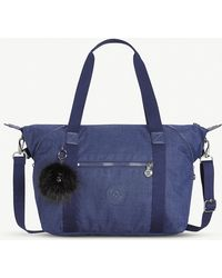 Kipling - Art Shell Tote Bag - Lyst