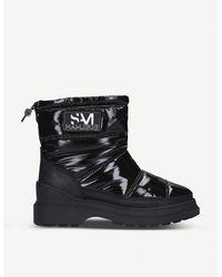 Sam Edelman Carlton Boots - Black