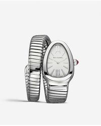 BVLGARI Serpenti Tubogas Stainless Steel Watch - Multicolour