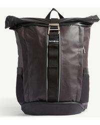 Samsonite 2wm Rolltop Backpack - Black