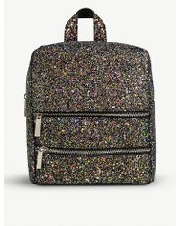 Skinnydip London - Midnight Molly Glittered Faux-leather Backpack - Lyst