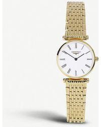Longines L42092118 La Grande Classique Watch - Metallic