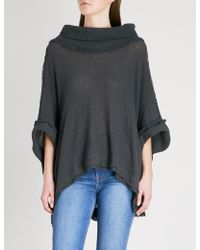 Free People - So Comfy Knitted Top - Lyst
