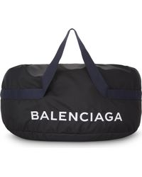 Balenciaga - Bal Wheel Bag Large - Lyst