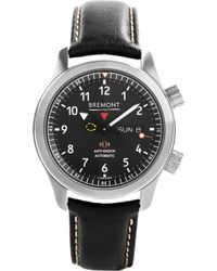 Bremont - Martin Baker Mbii Stainless Steel Watch - Lyst