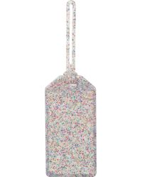 Kate Spade - Glitter Luggage Tag - Lyst
