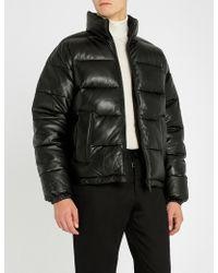 Sandro - X Helly Hansen Puffer Jacket - Lyst