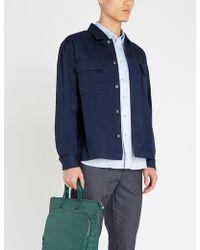 Ted Baker - Wallabi Regular-fit Cotton-pique Shirt - Lyst