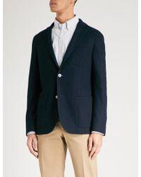Slowear - Slim-fit Cotton Jacket - Lyst