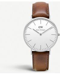 Daniel Wellington - 0207dw Classic St Andrews Watch - Lyst