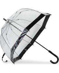 Fulton Birdcage Umbrella - Black