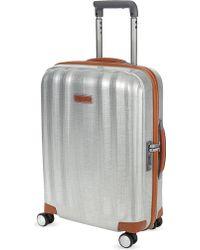 Samsonite - Litecube Deluxe Four-wheel Suitcase 55cm - Lyst
