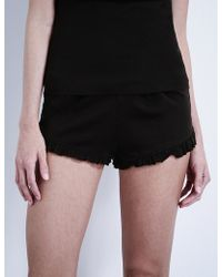Skin - 365 Cotton-jersey Shorts - Lyst