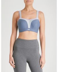 Panache - Wired Stretch-jersey Sports Bra - Lyst