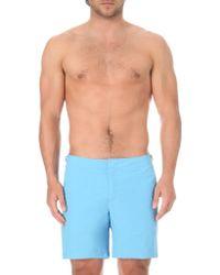 Orlebar Brown - Structured Shorts - Lyst