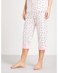 Peter Alexander - Confetti Cotton Pyjama Bottoms - Lyst