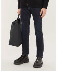 Acne Studios Max Faded Slim Jeans - Blue