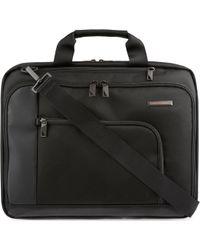 Briggs & Riley Verb Connect Briefcase - Black