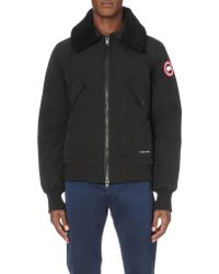 Canada Goose - Bromley Down-filled Shell Jacket - Lyst
