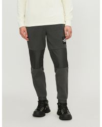The North Face - Logo-print Shell And Fleece Jogging Bottoms - Lyst