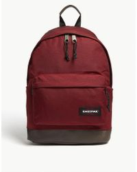 Eastpak - Red Wyoming New Era Backpack - Lyst