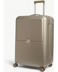 Delsey Turenne Four-wheel Suitcase 75cm - Metallic