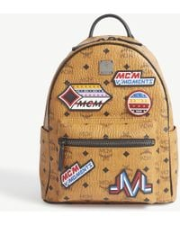 MCM - Stark Victory Patch Small Backpack - Lyst