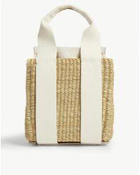 Muuñ Mini Straw Backpack - Multicolour