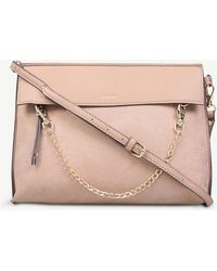 c227a27772d ALDO - Asiasien Faux-leather And Suedette Clutch - Lyst
