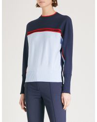 Sportmax - Cabreo Knitted Jumper - Lyst