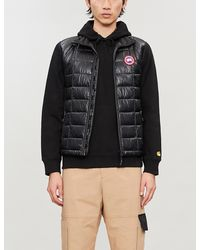 Canada Goose Hybridge Lite Quilted Shell-down Gilet - Black