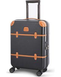 Bric's Bellagio Four-wheel Cabin Suitcase 55cm - Black